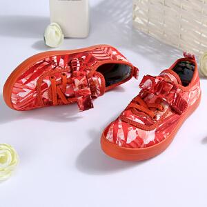 梓缇童鞋  儿童帆布鞋一脚蹬男童鞋女童布鞋子板鞋韩版潮休闲鞋球鞋