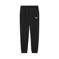 【超品预估价:42】361度女装2020夏季新款舒适运动长裤针织透气运动裤662024705女装