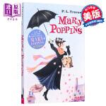 欢乐满人间 英文原版 Mary Poppins P.L.Travers 儿童文学 儿童图书