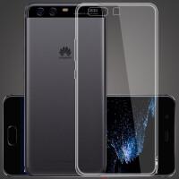华为P10 P10plus手机壳 白色透明软套 P10保护套 全包保护壳 P10 plus保护壳