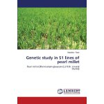 Genetic study in S1 lines of pearl millet: Pearl millet [Pe