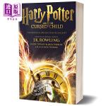 【中商原版】哈利波特8 哈利波特与被诅咒的孩子 英文原版 Harry Potter and the Cursed Ch