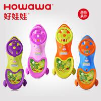 好娃娃儿童扭扭车带音乐静音轮新款宝宝滑行玩具车摇摆溜溜车