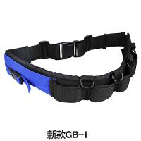 JJC 单反相机固定腰带登山骑行腰包带 户外摄影镜头包筒袋套腰带