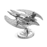 金属DIY 拼装模型 3D立体拼图 蝙蝠侠 1989年蝙蝠翼