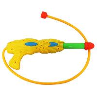 【当当自营】起航可爱猴子卡通造型背包儿童背包式小水枪沙滩戏水玩具QH4789