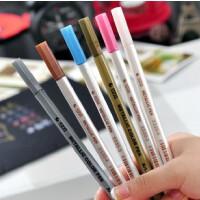 全国包邮Sta斯塔3330 水性油漆笔 金银笔 签名笔 高光笔 金属笔相片笔