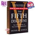 【中商原版】第五项修炼:学习型组织的艺术与实践 英文原版 The Fifth Discipline