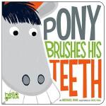 【预订】Pony Brushes His Teeth