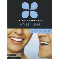【预订】Living Language English, Essential Edition (ESL/Ell): B