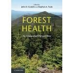 【预订】Forest Health: An Integrated Perspective 9780521766692