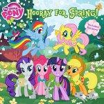 【预订】My Little Pony: Hooray for Spring!