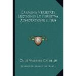 【预订】Carmina Verietate Lectionis Et Perpetva Adnotatione (17
