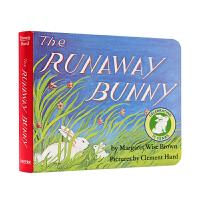 The Runaway Bunny [Board Book]逃家小兔英语英文原版绘本(纽约时报年度图书,卡板书) ISB