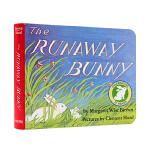 The Runaway Bunny [Board Book]逃家小兔英语英文原版绘本(纽约时报年度图书,卡板书) ISBN9780061074295