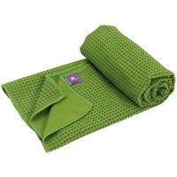 [当当自营]皮尔瑜伽 真密纤维防滑颗粒 瑜伽铺巾绿色