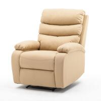 头等舱沙发欧式太空舱单人沙发美甲美睫懒人家用多功能电动按摩沙发躺