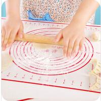 软瓷食品级硅胶揉面垫 耐高温防滑不粘面 烘焙案板 烘焙操作案板