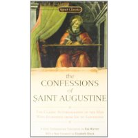 圣奥古斯丁的自白英文原版The Confessions of Saint AugustineSignet