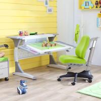 台湾进口康朴乐新品上市 华盛顿学习桌+MATCH椅 可升降学习桌椅