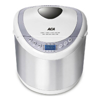 【ACA北美电器旗舰店】 AB-SN4516 全能面包机心形不锈钢材质升级酸奶年糕