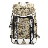 学生书包帆布双肩包男女旅游背包迷彩休闲电脑背包