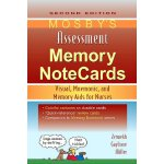 Mosby's Assessment Memory NoteCards: Visual, Mnemonic, and