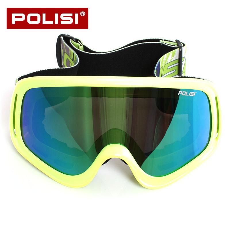 滑雪镜大视野登山护目镜男女日夜场滑雪眼镜
