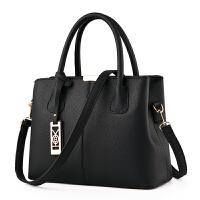 女士包包2018新款手提包韩版单肩斜挎包中年女包妈妈包