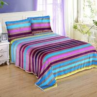冬季珊瑚绒毯子法兰绒毛毯床单法兰绒盖毯单人双人加厚午睡毯绒毯