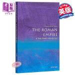 罗马帝国(牛津通识读本) 英文原版 The Roman Empire: A Very Short Introducti
