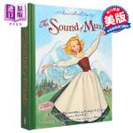 【中商原版】[英文原版]The Sound of Music 音乐之声/Little Simon/进口童书