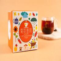 [当当自营] 虎标 悦心之选系列 菊花普洱茶30g