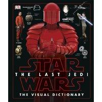 【现货】英文原版 Star Wars The Last Jedi (TM) Visual Dictionary《星球大