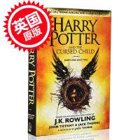 现货 哈利波特8 英文原版 哈利波特与被诅咒的孩子 J.K.Rowling罗琳 英国版8 Harry Potter an