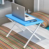 蜗家笔记本电脑桌床上用学习小桌子可折叠宿舍神器懒人简约书桌625