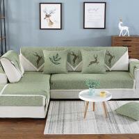 四季沙发垫套装 沙发套罩 沙发坐垫巾