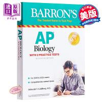巴朗AP生物学(第6版,修订版) 英文原版 AP Biology Debbie Goldberg