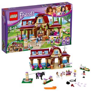 [当当自营]LEGO 乐高 Friends好朋友系列 心湖城马术俱乐部 积木拼插儿童益智玩具41126