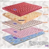 环保全椰棕床垫薄硬0.9/1.2/1.5/1.8米无胶山棕垫床垫
