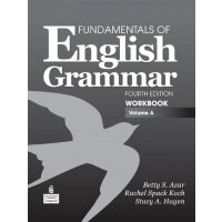 Fundamentals of English Grammar Workbook, Volume A [ISBN: 9