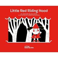 【现货】英文原版 小红帽-剪纸风格绘本 Little Red Riding Hood 4-6岁适读