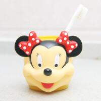 卡通儿童刷牙杯子宝宝牙缸漱口杯家用男孩女孩带手柄洗漱喝水杯