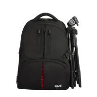 双肩包 佳能EOS 5D2 60D 7D 700D 5D3单反相机双肩背包 加厚版送防雨罩