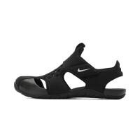 【4折价:147.6元】耐克(Nike)童鞋 Sunray Protect男童包头沙滩鞋凉鞋943826