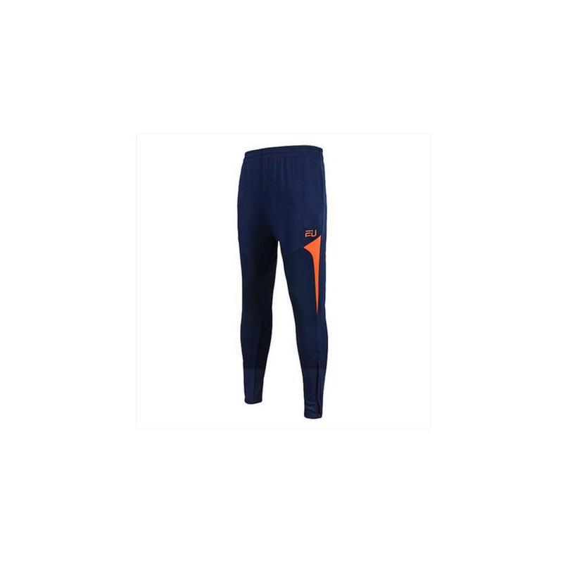 骑行收腿速干裤弹力紧身跑步运动长裤足球训练裤男健身裤