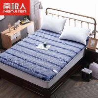 新西兰羊毛床垫榻榻米1.8m床加厚软垫被单人学生宿舍床褥子 新西兰羊毛床垫经典四季通用