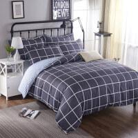 床上用品双人四件套1.5/1.8m被套床单学生宿舍三件套1.2单人被罩定制