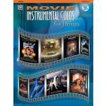 【预订】Movie Instrumental Solos for Strings: Violin