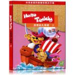 Hello Teddy洪恩幼儿英语教材版5 第五册 升级版附盘 大班上